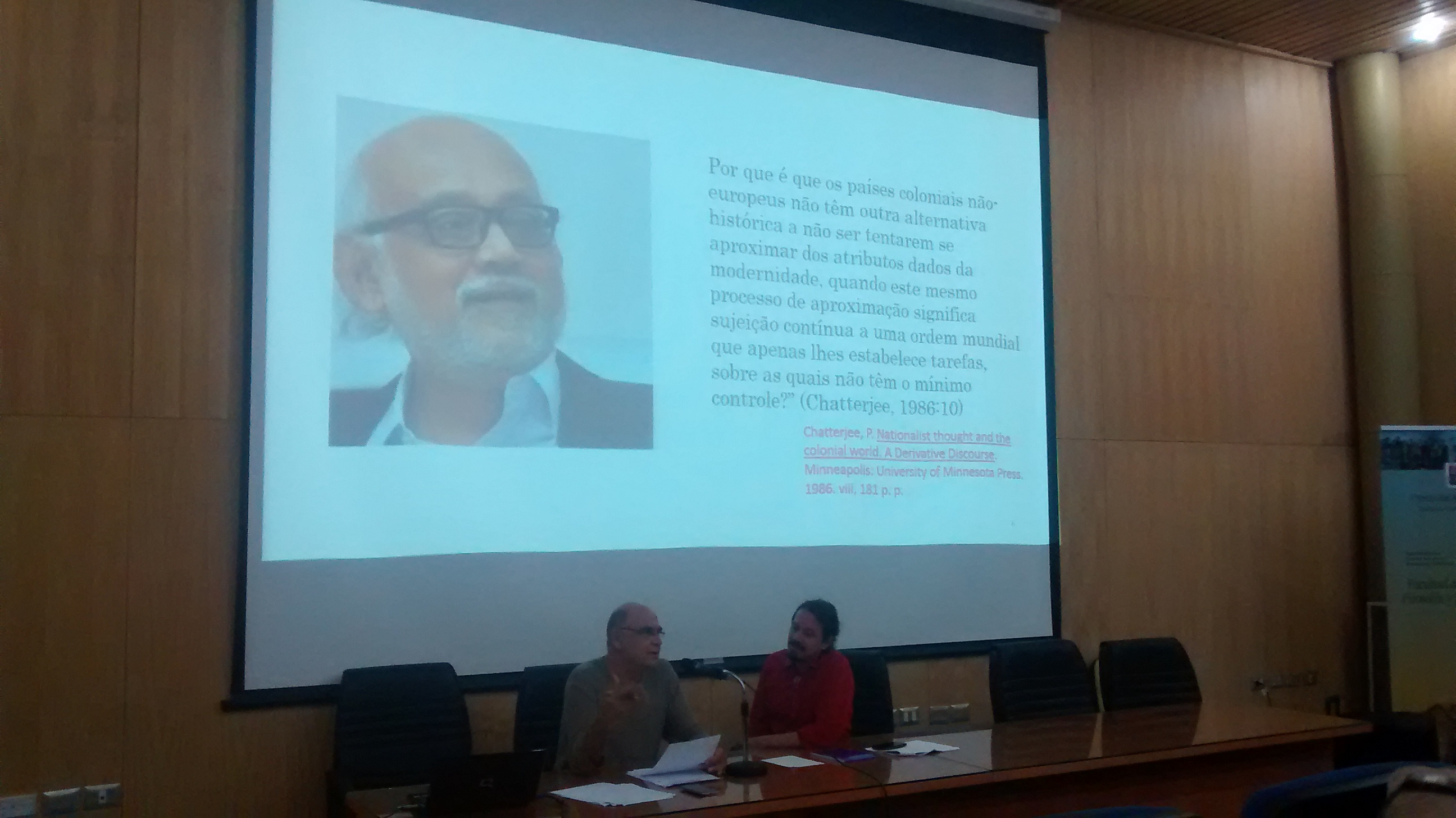 Conferencia Dr. Ivan da Costa Marques. IV Encuentro CTS-Chile ...