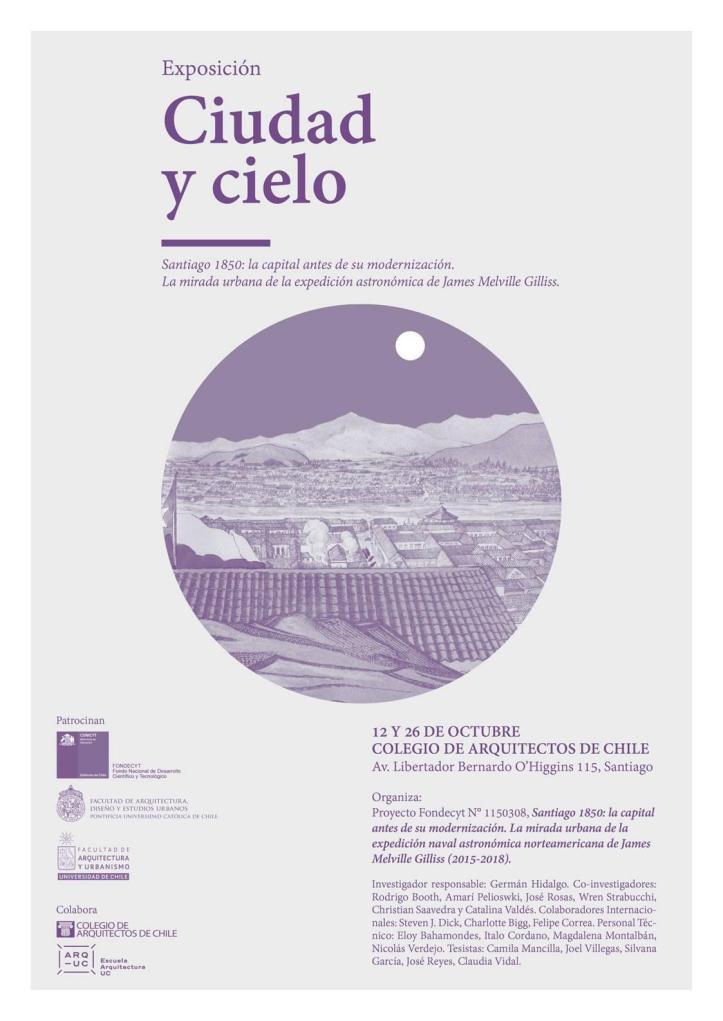GILIISS_Invitación Expo Colegio de Arquitectos