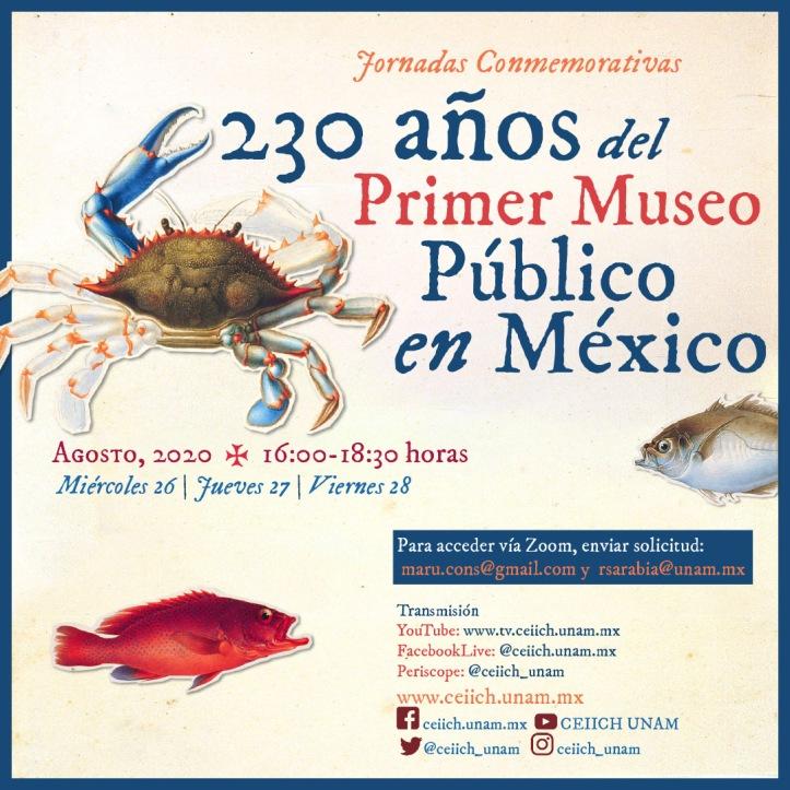 250 años museo Mexico